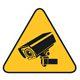 طرح لایه باز پوستر این مکان مجهز به دوربین مداربسته است!